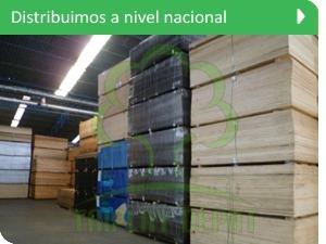distribucion de madera