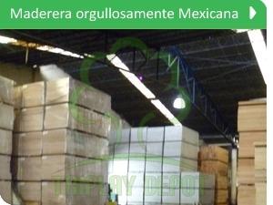 maderas mexicanas