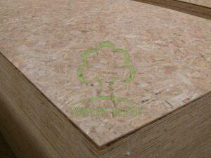 Hoja de osb tablero se deriva de madera con propiedades - Precio tablero osb ...